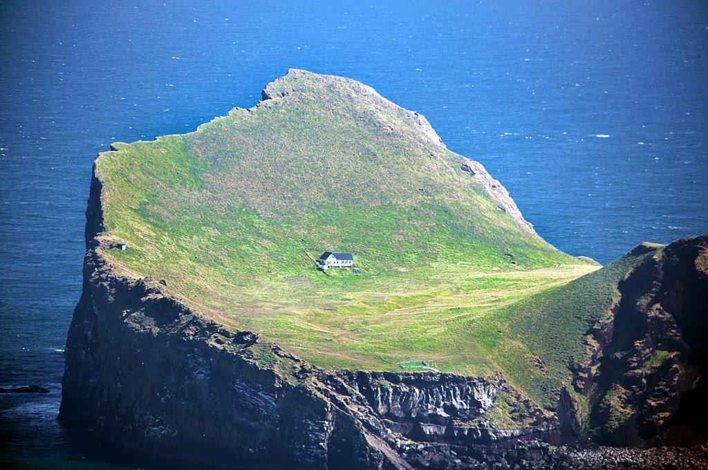 Дом на острове картинки 4