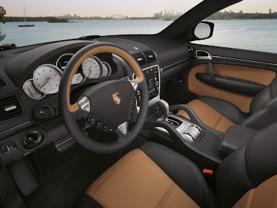 2009 Porsche Cayenne Turbo S Dashboard 1920x1440