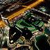 Dubái de noche desde el rascacielos más alto del mundo