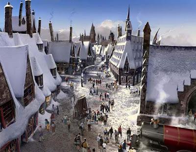 Potret Dunia Sihir Harry Potter Di Dunia Nyata Yang Keren [ www.BlogApaAja.com ]