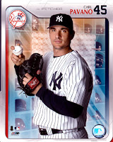Carl Pavano, New York Yankees
