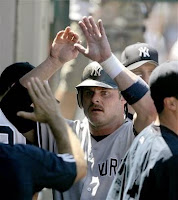 Jason Giambi, New York Yankees