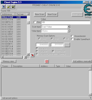 Usar Cheat Engine: tutorial paso a paso
