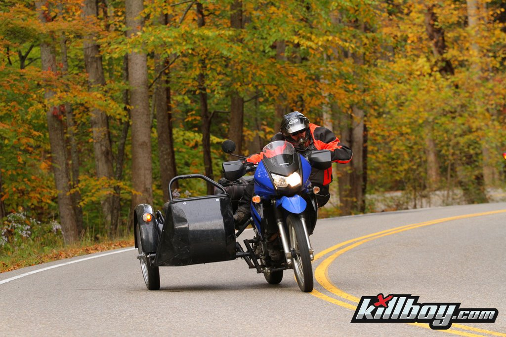 2001 Klr Dual Sport Sidecar Rig For Sale In Alameda California
