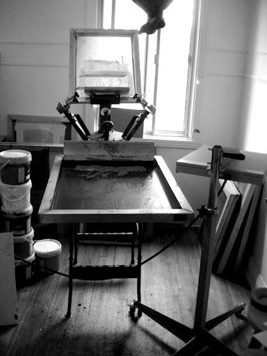 montreal tshirt, indie tshirts, montreal indie artist, indie art studio