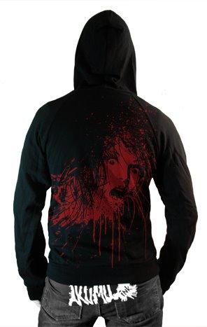 american apparel hoody, akumu ink hoodie, designer hoodie