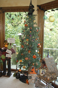 Halloween Tree!