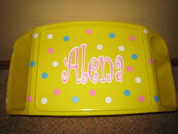 Personalized Tray