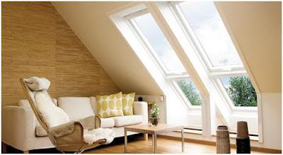 De Ideale Zolderkamer : Vision on living woonruimte op zolder