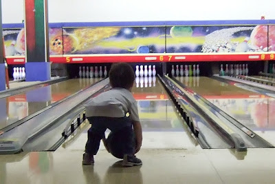 Image result for bumper bowling