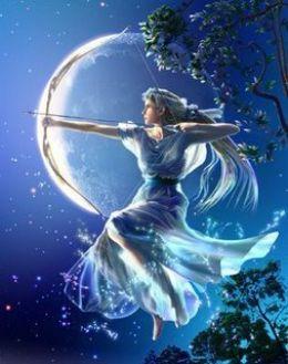 Lunar Goddess | RM.