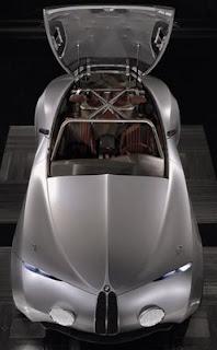 2006十佳概念车No.9——宝马Mille Miglia coupe