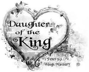 Don't forget who you are..A daughter of the MOST HIGH.