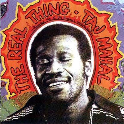 Taj Mahal - The Real Thing - 1972 (2008 CD Remaster) - FLAC