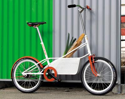 Велосипед-корзина Bagbike01