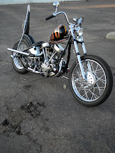 Love Cycles 1950 FL Panhead