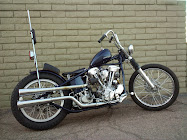 Love cycles 1939 el knucklehead