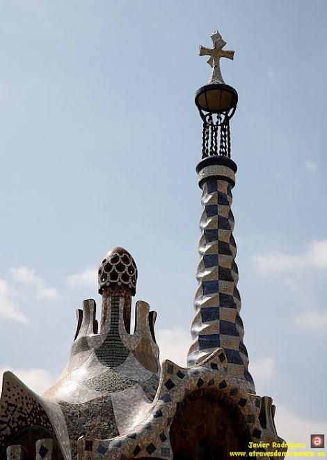 119 Gaudí: Antena para sintonizar al Padre