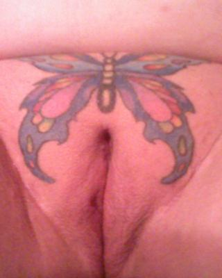 Femininity and Sexuality Vagina Tattoo Pussy