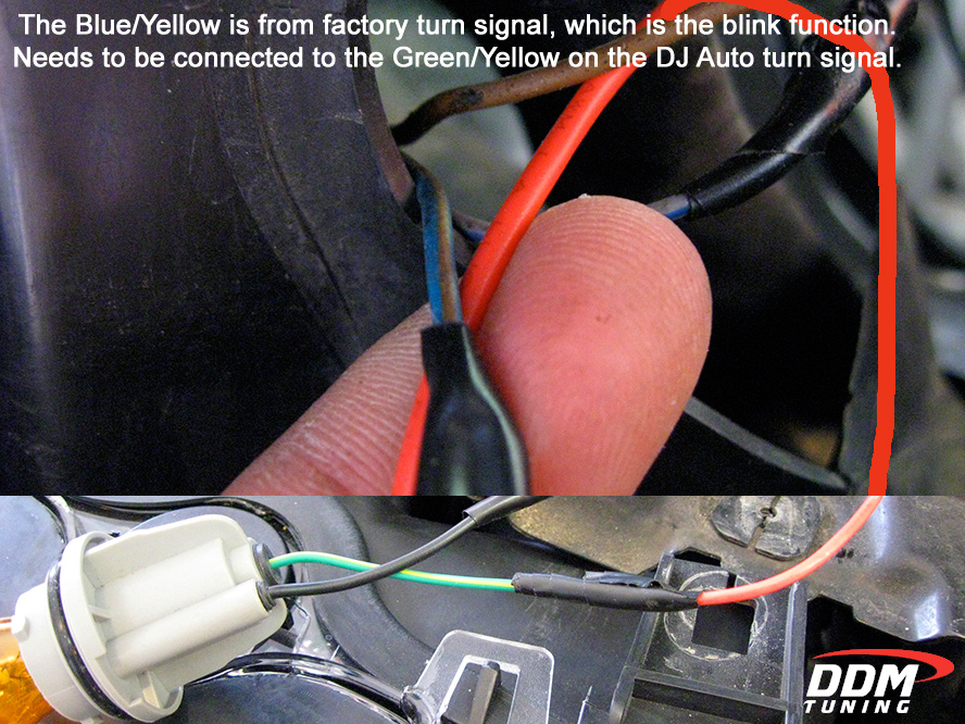 hellawiring1 bmw e39 headlight ddm tuning retrofit ~ deutsh power ddm wiring harness at n-0.co