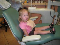 Codee's 1st Dentist visit!