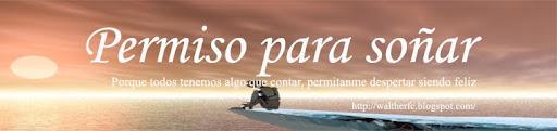 PERMISO PARA SOÑAR