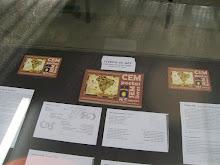 Biblioteca Popular de Afogados faz exposição da antologia Cem poetas Sem livros