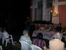 Cristiano Jerônimo apresenta Cem poetas Sem livros - Inéditos na UBE, em Casa Forte