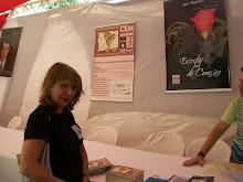 A escritora Gerusa Leal estava na antologia Cem poetas Sem livros, mas lançou livro próprio antes