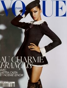 Mischo Beauty Loves French Vogue!