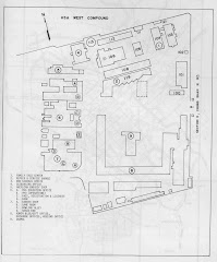 Diagram of West Compound