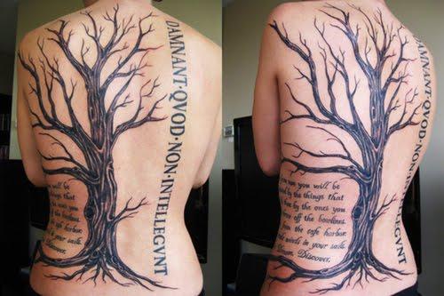 Tattoo Art Tattoo: Fresco diseño del tatuaje - Estilos de letras para los