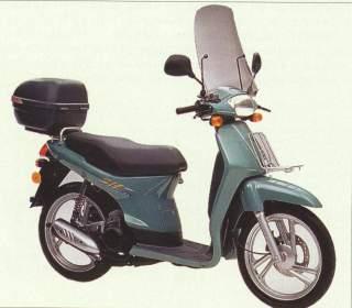 Modifikasi Motor Honda Scoopy-i 2010 Good title=
