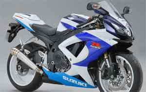 2010 Suzuki GSX-R600 Limited Edition Reviews
