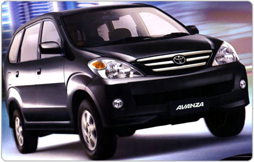 Image of Modifikasi Avanza 2009