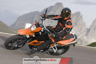 KTM 990 RR Supermoto 2008 Motorcycle modifica