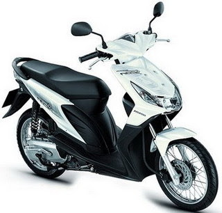 Yamaha mio Thailand Modivication