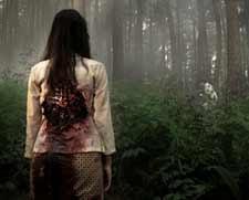 Foto gambar penampakan Hantu setan pocong kuntilanak sundel bolong ...