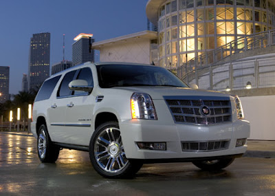 2009 Cadillac Escalade Platinum Wallpapers