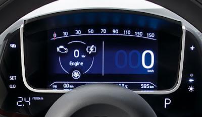 2010 Volkswagen Up Lite TDI hybrid Wallpapers