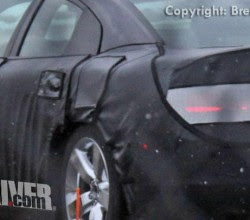 2011 Dodge Charger prototype