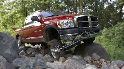 Dodge Ram Power Wagon redesign pictures