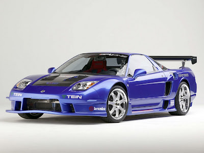 2010 Honda NSX Prototype pictures- wallpapers