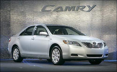 New 2010 Toyota Camry Hybrid pictures