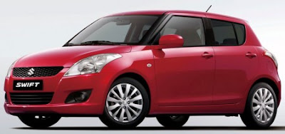 2011 New Suzuki Swift unveiled