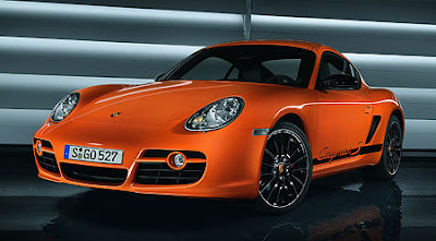 New Porsche Cayman S Sport Photos