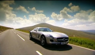2011 Mercedes-Benz SLS AMG Report