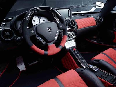 Bagaimana 2011 Facelift gembala MIG-U1 Supercars Luxe