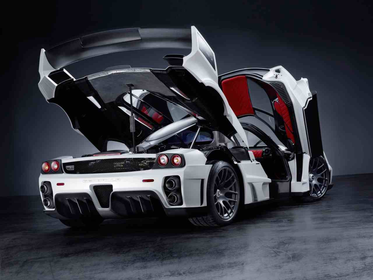 2011 Gemballa MIG-U1 Luxe Super Cars Review and Photos