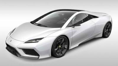 Mobil Lotus Esprit Supercar 2013